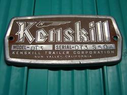 ken skill travel trailer