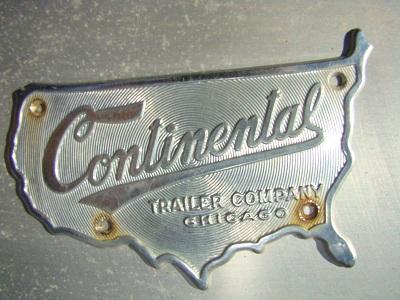 continental trailer emblem