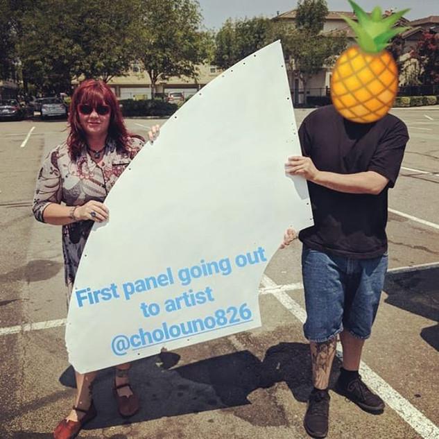 🎨 Panel 1 artist _cholouno826 💥 Find t