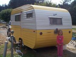 vintage deluxe trailer shop
