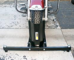 70271 Motorcycle Wheel Chock and STand Photo C.JPG