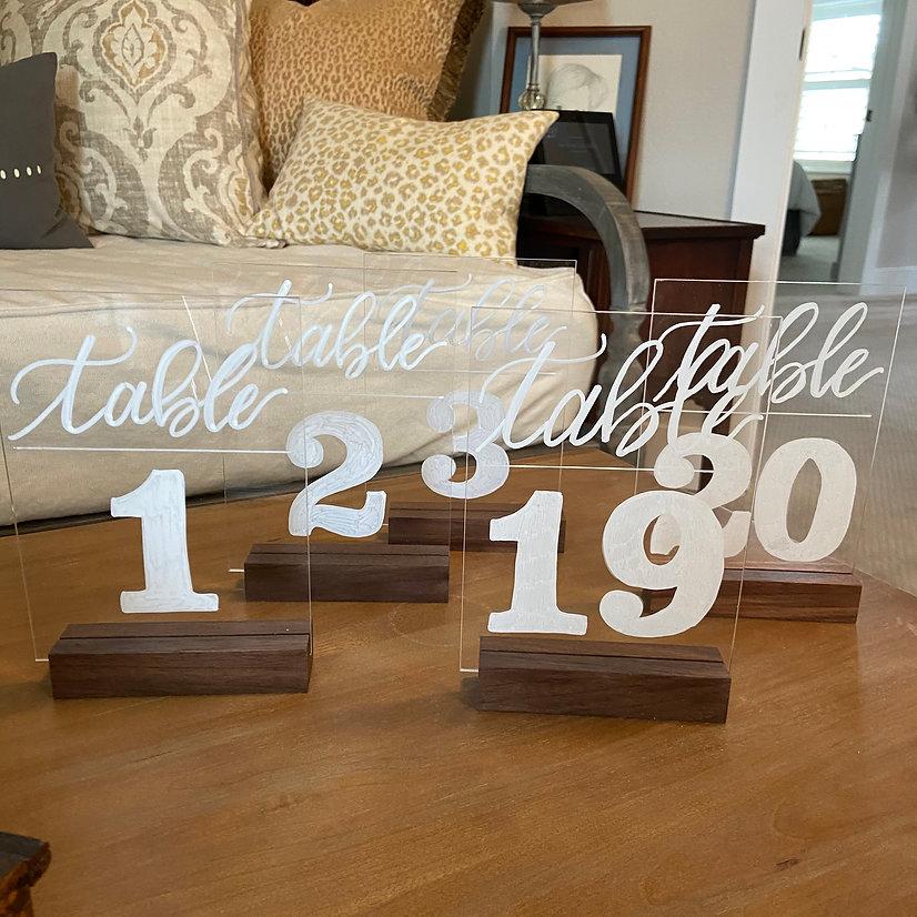Acrylic Table numbers.jpg