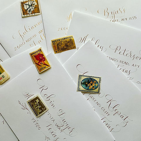 Bridal shower envelopes.JPG