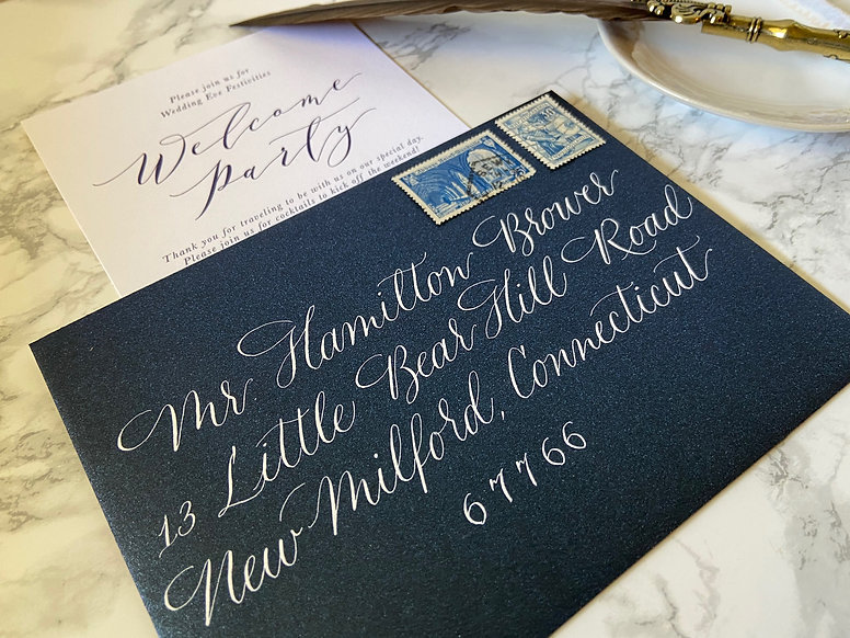 Navy Envelope with white ink.jpg