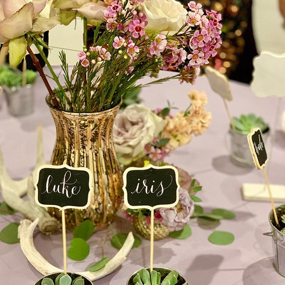 Place Cards/Gift Tags