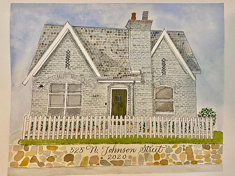 Wes and Rosie's house painting.jpg