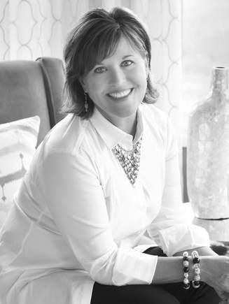 Maria Hildebrand, Owner/Interior Designer
