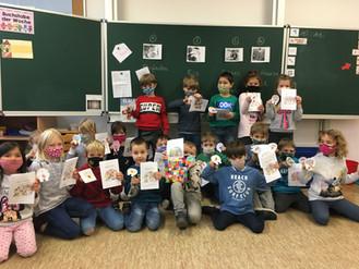 """13.11.20 Projekttag """"Lesen"""""""