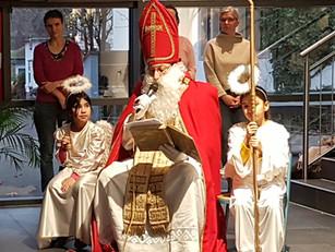 06.12.19 Der Nikolaus kommt...