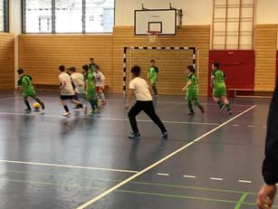 30.01.19 Fußballturnier - Vorrunde