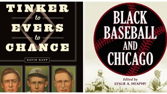 Book Talk: Chicago Baseball Gets 360° Treatment at City Lit Books