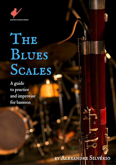 "Ebook & HD Video ""The Blues Scale - A Guide to Practice and Improvise"""