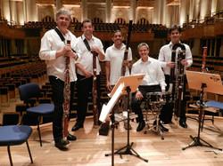 Osesp Bassoon Quartet