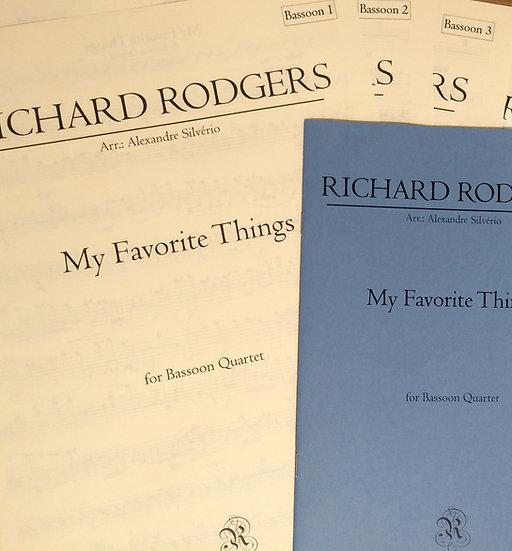 My Favorite Things - PDF Download