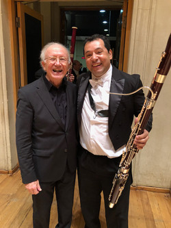 with Heinz Holliger