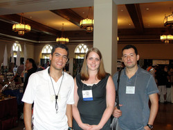 With Jessica Nelson and Daniel Souza