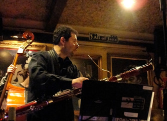 "Jazz Bassoon Night at ""All of Jazz"""