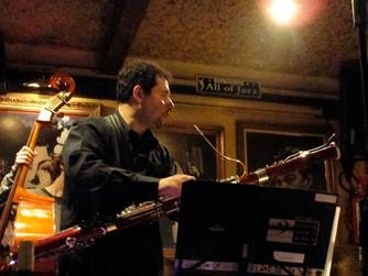 "Jazz Bassoon Night at ""All of Jazz"""