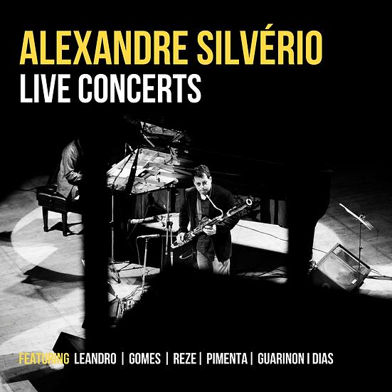 Alexandre Silvério Group - Live
