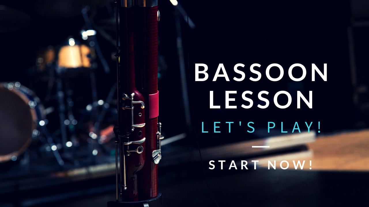 Bassoon Lesson