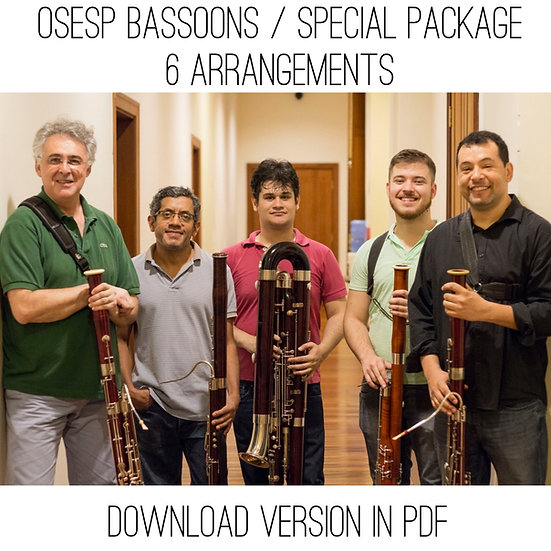 Special Package (Six arrangements)