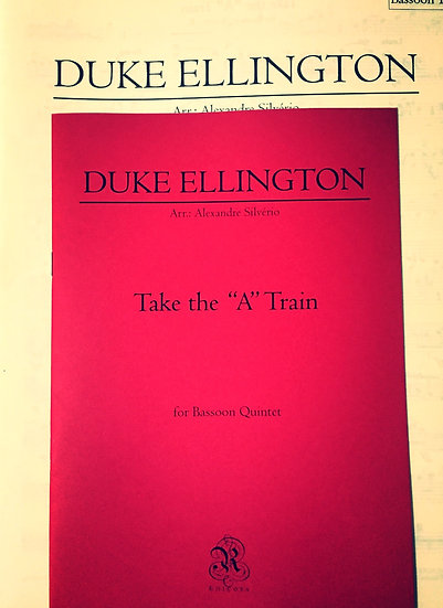 "Take the ""A"" Train - PDF Download"