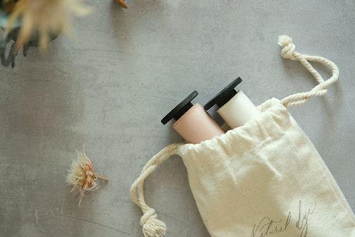Bundle Set A  Natural Dyed Silk Ribbon