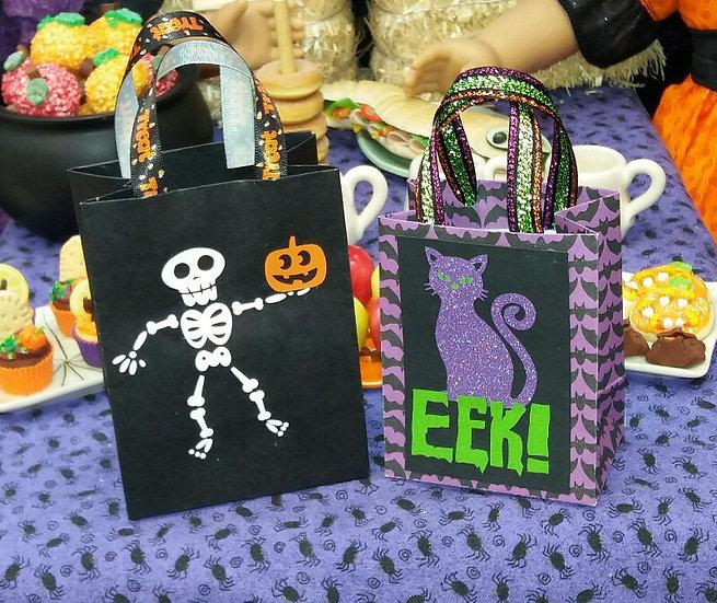Handmade Trick or Treat Bag
