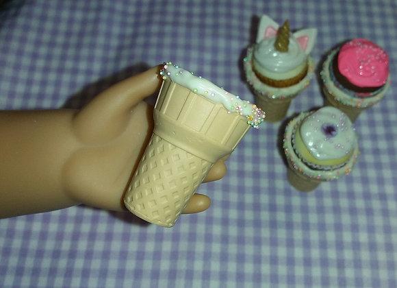Ice Cream Cone Cupcake Holder