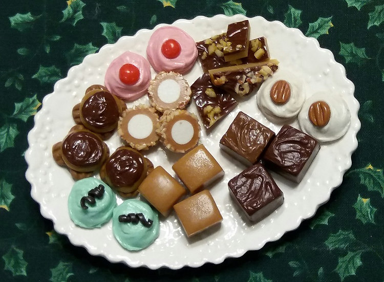Christmas Candies, sold individually ($0.31 - $1 each)