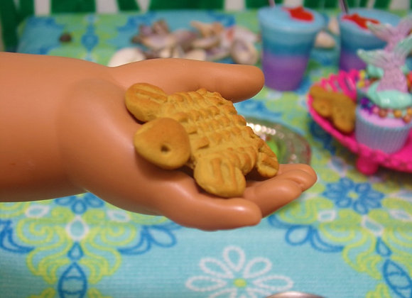 Sea Turtle Cookie