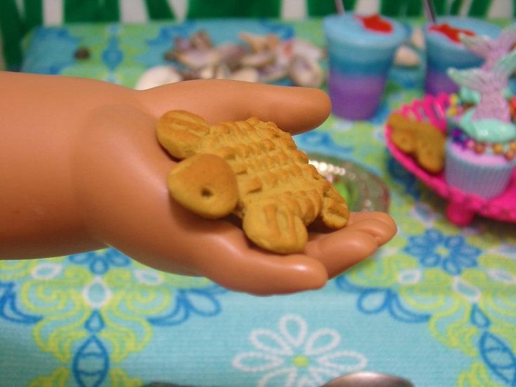 Sea Turtle Cookie