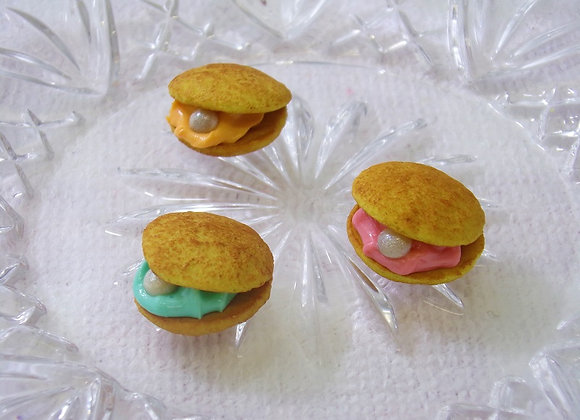 Nilla Oyster Cookie (You Choose Color)