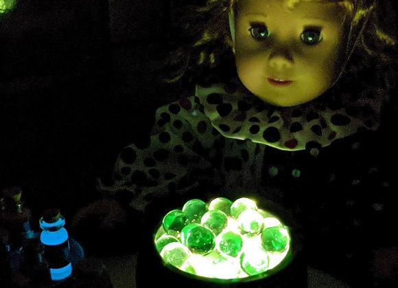 Bubble Bubble Glowing Cauldron Set