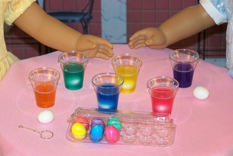 Easter Egg Coloring Set
