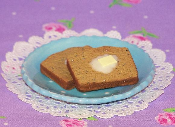 Buttery Banana Bread (one)
