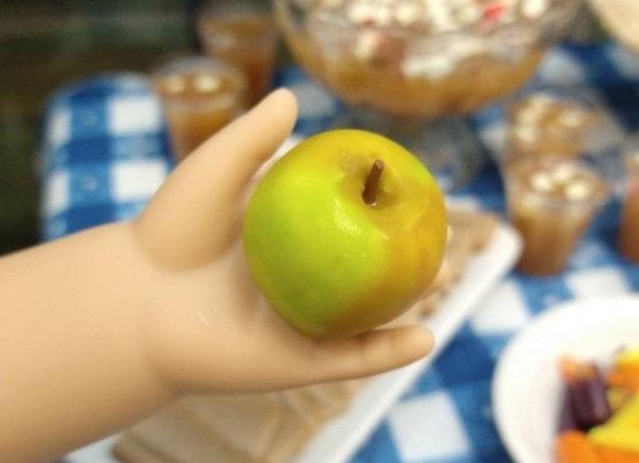 Striped Delicious Apple, Whole