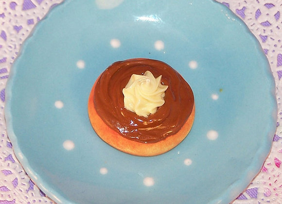 Boston Cream Donut