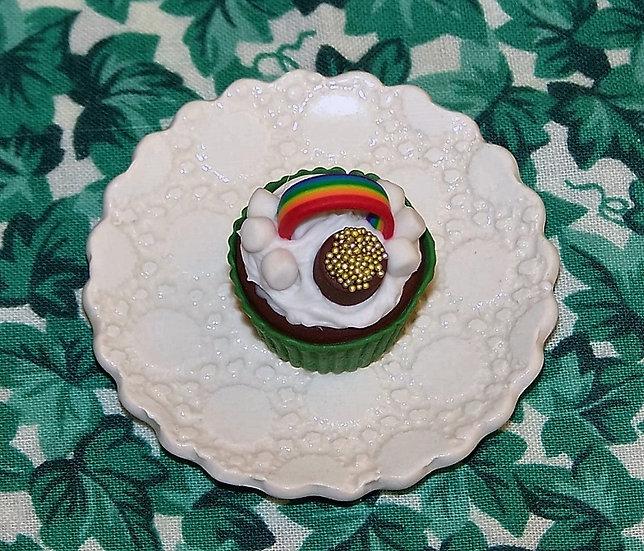 Pot O'Gold Cupcake