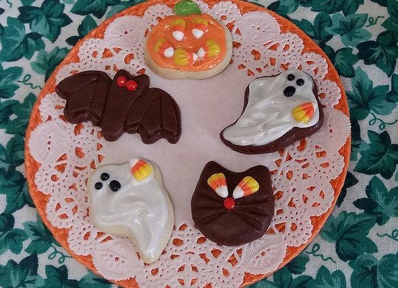 Halloween Sugar Cookie (One)