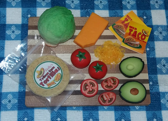 Taco Ingredients - You Choose