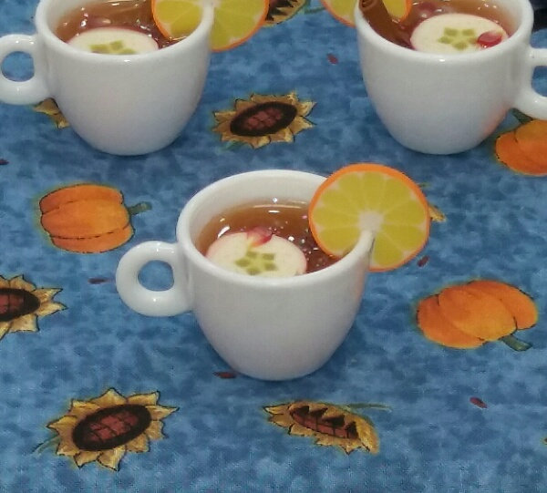 Cup of Spiced Apple Cider