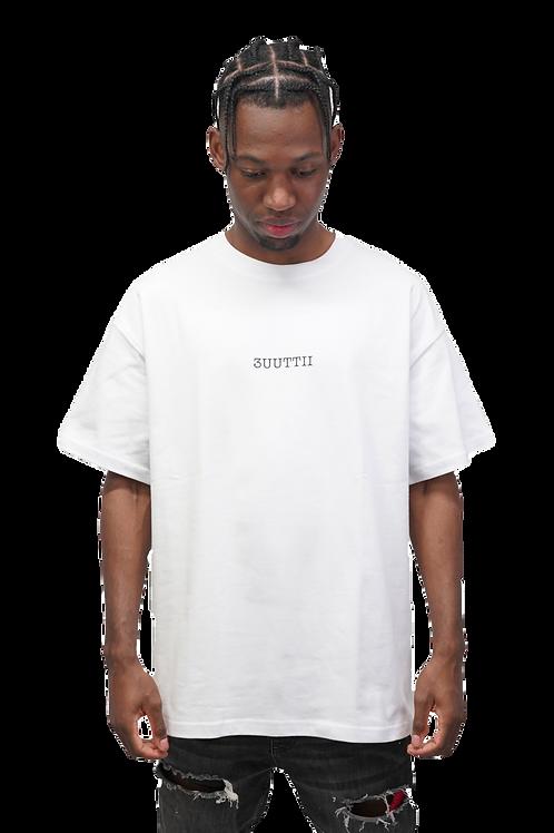 #enjoy oversize t-shirt white