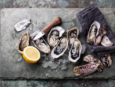 Eating More Oysters Could Reduce Greenhouse Gas Emissions