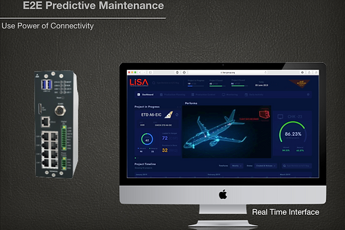 Predictive Maintenance Set (Software & Hardware)
