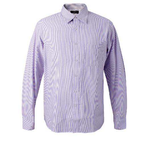 Camisa 500 rayas / caballero/mlarga