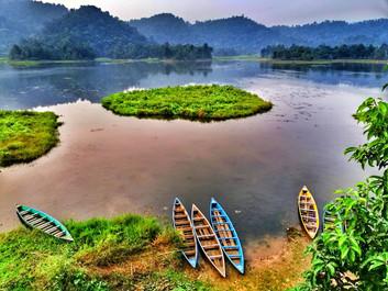 Chandubi Island