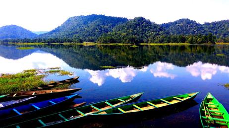 Chandubi Boat