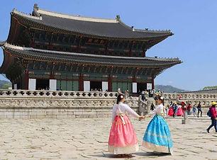 GyeongbokgungPalace,NSeoulTower,andBukch