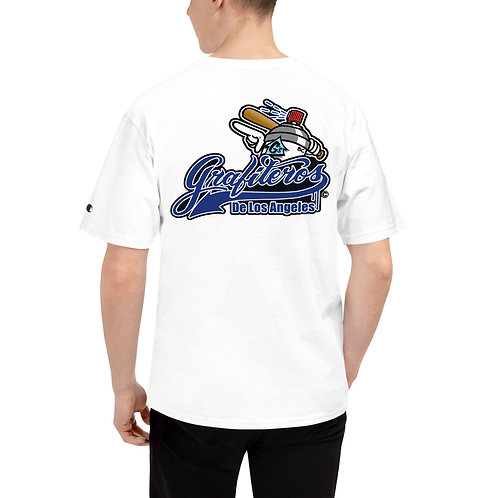 Graffiti Art Champion T-Shirt: Cosio Design